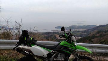 三ヶ根山 周辺林道 KLX250 | Webikeツーリング
