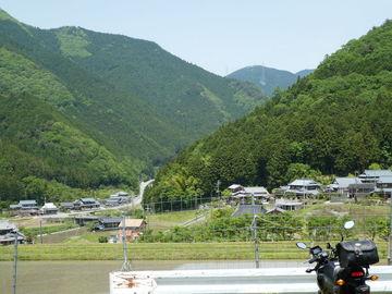 越知川上流を散策ツーリング | Webikeツーリング