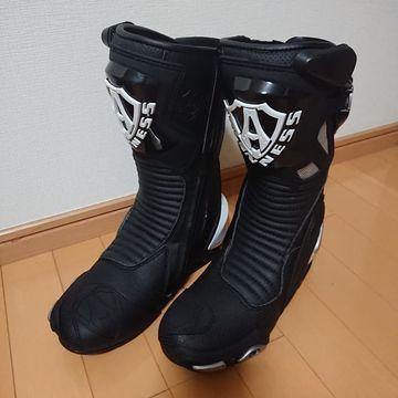 今日は新調したブーツの慣らしツーリング。 | Webikeツーリング