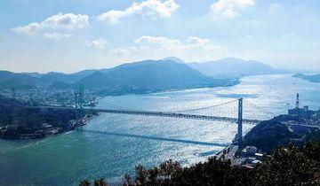 関門 火の山公園山頂より | Webikeツーリング