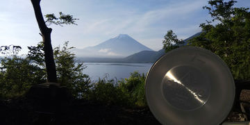 【西湖自由】【洪庵キャンプ場】気が付けば聖地巡礼【NAVI110】 | Webikeツーリング