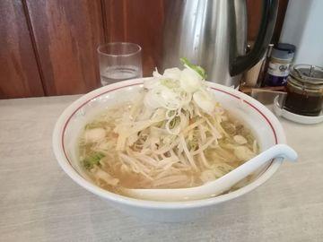 「一刻」の牛骨ラーメン(塩)!IN安来市! | Webikeツーリング