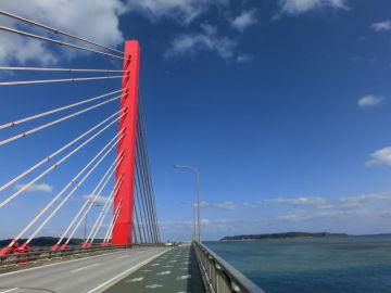 【沖縄より】 平日ツーリング ・ 海と空 | Webikeツーリング