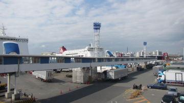 九州遠征初日 先ずはフェリーに乗ろう | Webikeツーリング