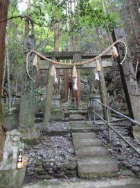 犬神憑き、狐憑きを落とす・・・・日本随一の神社   Webikeツーリング