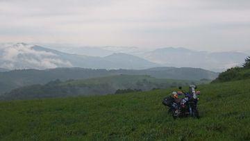 360度の視界@寺沢高原 | Webikeツーリング