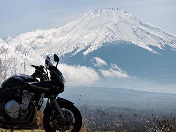 春の富士山 撮影スポット探しツーリング | Webikeツーリング