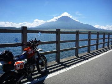 富士周辺林道ツーリング   Webikeツーリング