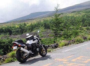 富士山ツーリング/エバーグリーンラインへ | Webikeツーリング