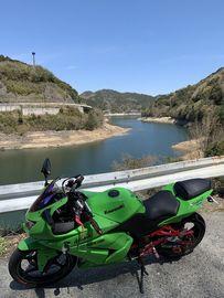 ソロツーリング in 滝畑ダム | Webikeツーリング