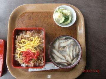 北海道5日目の昼食・かにめしです。 | Webikeツーリング