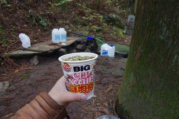 湧水de朝飯を! | Webikeツーリング