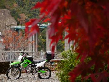 紅葉を求めて再び酷道425線へツーリング♪ | Webikeツーリング