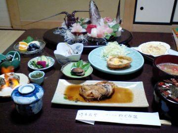 「海を食べる宿」南伊豆 伊浜 民宿「めぐみ荘」 | Webikeツーリング