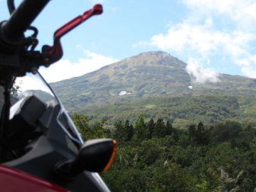 あっ!鳥海山だ! | Webikeツーリング