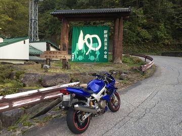 奥飛騨温泉郷「新穂高の湯」?せせらぎ街道 | Webikeツーリング