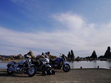 3日連チャンで日帰りツー☆ 紀伊大島、潮岬へグルメツー♪   Webikeツーリング