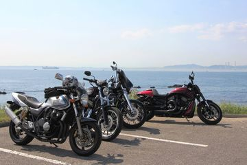東京湾沿岸クルーズ/内房なぎさラインへ | Webikeツーリング