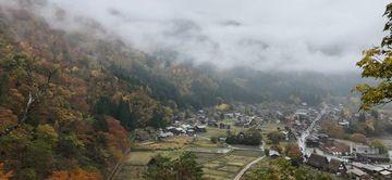 【F6B】雨の紅葉狩りマスツー(天生峠)181104 | Webikeツーリング