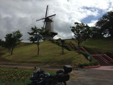 風車・・・ダム・・・山・・・橋・・・山・・・山・・・やっぱり山だね | Webikeツーリング