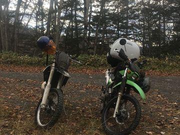 今季最後の林道ツーリング!? | Webikeツーリング