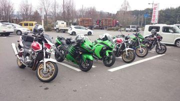 FRPの皆様とのバイクでの初朝駆け! | Webikeツーリング