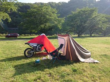 那須烏山キャンプツーリング ~ロケットストーブ、試験運転~(6月18日準備) | Webikeツーリング