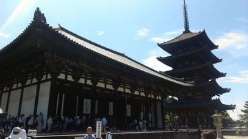 GWを利用して奈良のお寺巡りに行きました | Webikeツーリング