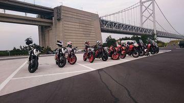ショップツーリング 香川うどん巡り BY KTM大阪北1 | Webikeツーリング