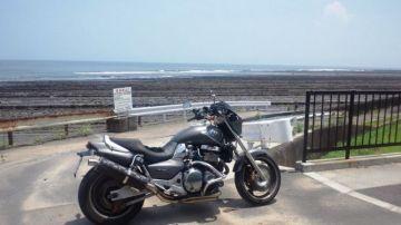 海岸線、旧道散策…♪ | Webikeツーリング