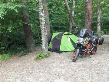 道志の森キャンプツーリング | Webikeツーリング