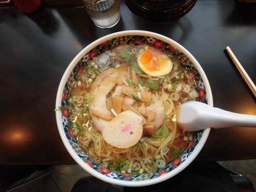 北海道5日目の夕食(超有名店のラーメン) | Webikeツーリング