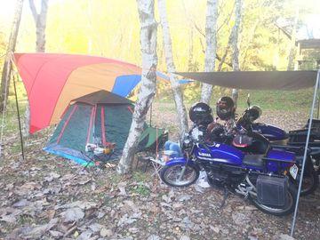 キャンプツーリング2日目 | Webikeツーリング