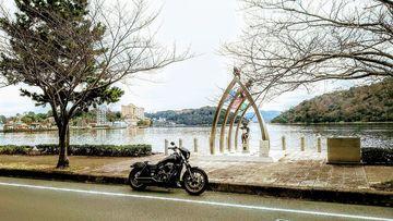 浜名湖経由で『奥浜名オレンジロード』みかん畑を見に。 | Webikeツーリング
