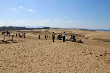 冬の山陰へ(6泊7日)/蟹と温泉と砂丘   Webikeツーリング
