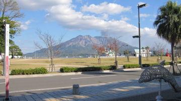 地元・桜島(*^^)v | Webikeツーリング
