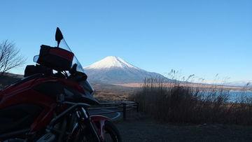やっと拝めました!富士山♪ | Webikeツーリング