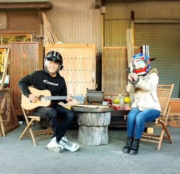 アムルナとサザキヒロシで行く!滋賀県びわ湖ツーリング! | Webikeツーリング