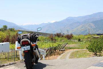 信州ぶらりバイク旅/清里と八ヶ岳連峰へ   Webikeツーリング
