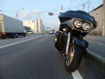 バイブズミーティング福岡2400km米沢からロードグライド | Webikeツーリング
