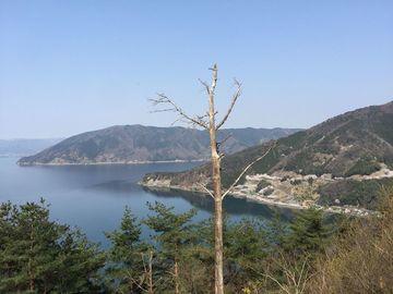 2017.4.14 今年初ツーリング (海津大崎~奥琵琶湖パークウェイ~越前海岸) | Webikeツーリング