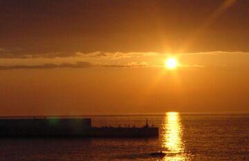 夕日を見に行こうかな?632km亀旅   Webikeツーリング