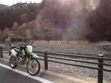 KLちゃんの初乗りは林道デビュー♪ | Webikeツーリング