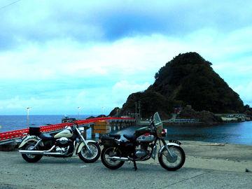 日本海へ向けて | Webikeツーリング