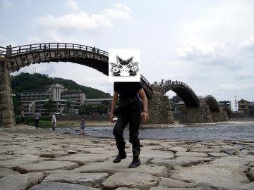 2010-7-31 岩国 錦帯橋 | Webikeツーリング