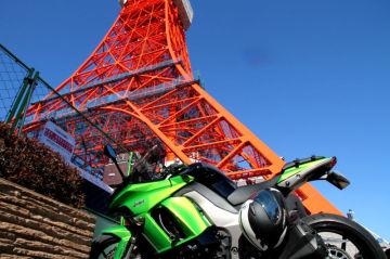 東京タワーとツーショット(その2) | Webikeツーリング