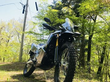 納車日に林道で写真を撮ってきました。 | Webikeツーリング