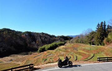ブログ更新 オートバイの旅 justa2ofus-kzblues.com 「国道151号線で長野県阿南町、泰阜村辺りまで。2020.11.21(土)」 | Webikeツーリング