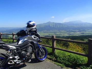 阿蘇五岳を望む | Webikeツーリング