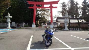 慣らし運転がてらバイク神社へ、そして秩父のいつものところ | Webikeツーリング